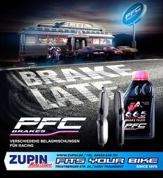 Performance Friction @ Zupin Moto Sport www.zupin-shop.de #zupinfitsyourcar  #zupinfitsyourbike