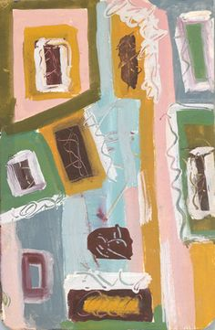 Betty Parsons - Spanierman Gallery LLC