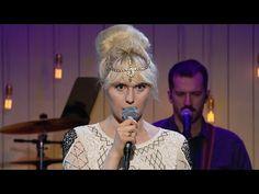 Amanda Jenssen - When we dig for gold in the USA (När vi gräver guld i USA) - Så mycket bättre (TV4) - YouTube