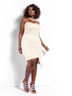 6ce814067ff8 12 Best White Plus Size Outfits images