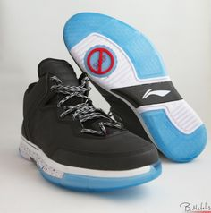 sale retailer 76608 a3f9c Dwyane Wade hit the court last night in a never before seen Way of Wade PE  inspired by his