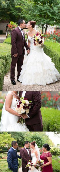 Hotel Baker Wedding Photographer | St. Charles IL Wedding Photographer