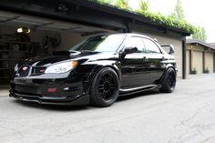 Amazing Subaru STI You will be mine one day!!