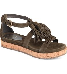 4686bdf500de KG BY KURT GEIGER Meadow suede sandals Chaussures Confortables