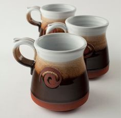 Red Earth Range - Mini Tankard Mug - Paul Maloney Pottery