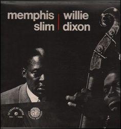 Memphis Slim / Memphis Slim & Willie Dixon - Ric-Vintage-Records-Shop