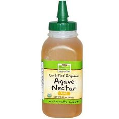 Organic Light Agave Nectar - 17 oz  $4.45