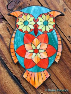 Kasia Mosaics - Stained Glass Mosaic Art, Process and Education by Kasia Polkows... - #Art #Education #Glass #Kasia #mosaic #Mosaics #Polkows #Process #Stained