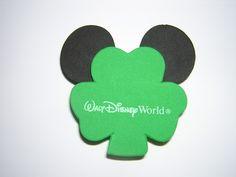 Shamrock Mickey