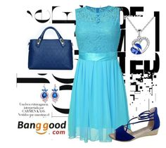 """9# Banggood"" by hazreta-jahic ❤ liked on Polyvore"