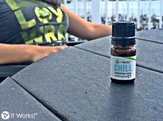 Sit back, relax for a few minutes, and enjoy some chill time this afternoon! What are you diffusing? #WemakeOilsCool