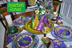 """If you are lucky enough to live on or visit the Gulf Coast in January and February you will find Mardi Gras in full swing and the """"Good Times Rolling"""" The street lamps are festive and the stores ar..."""