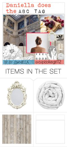 """Daniella does the ABC tag"" by cupcakegrl12 ❤ liked on Polyvore featuring art and daniellatips"