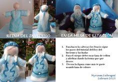 Cómo hacer la Reina del Invierno