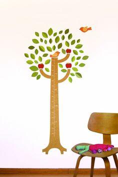 Tree growth chart