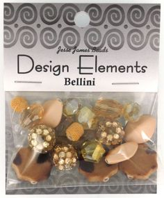 Distinctive bead mixes in beautiful up-to-date color palettes. A gorgeous combination of coordinated beading material for today's discriminating je...