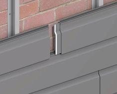 Best Indoor Garden Ideas for 2020 - Modern Rainscreen Cladding, Cladding Design, Exterior Wall Cladding, Brick Cladding, Aluminium Cladding, House Cladding, Cladding Systems, House Siding, Facade Design