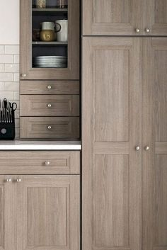 Kitchen Cabinet Types - CLICK THE IMAGE for Many Kitchen Ideas. #cabinets #kitchenorganization