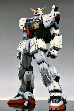 RX-178 Gundam Mk-II : Latest Work by Suny Buny