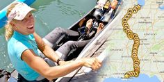 This Woman Is Paddling from Chicago to New Orleans to Fight for Clean Water