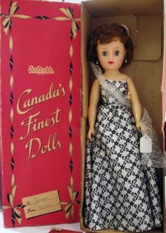 Canadian doll