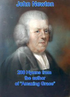 "John Newton Hymn-book, 200+ lyrics from the author of ""Amazing Grace"" also with PDF for printing."