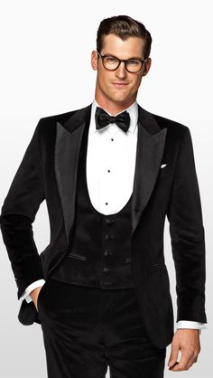 Slim fit dinner suit waistcoat | Men's occasion suits from Charles ...