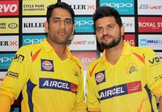 First Time in IPL History No MS Dhoni and Suresh Raina in the Same Team