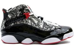 Air Jordans, 108 Jordans, Jordans 10, Concord Jordans, Black White Red,
