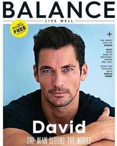 If you're in London grab a copy of @BalanceLDN with my handsome friend @DGandyOfficial on the cover : shot by moi