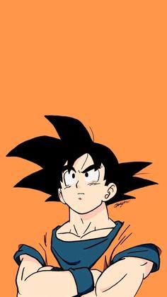 Goku - Motocycle Tutorial and Ideas Dragon Ball Gt, Wallpaper Do Goku, Cartoon Wallpaper, Wallpapers Tumblr, Animes Wallpapers, Foto Do Goku, Ball Drawing, Anime Art, Otaku