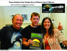 Green solutions DRFUTURE show California by Lars Ling   (+2,5k) via slideshare