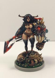 Kingdom Death Fighter