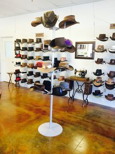 The Hat Hangar! #AmericanHatMakers #1800NiceHat #smallbusiness #marketing #success #leatherhats #wholesale #hatmanufacturers #branding