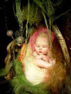newborn faerie  by B.B. Flocking ॐ