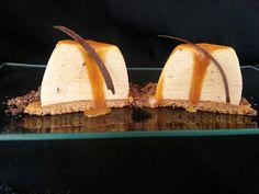 Sablee Breton - mousse de ciocolata