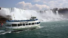 niagara falls tour with boat
