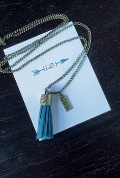 Excited to share this item from my shop: Tassel Necklace, Aromatherapy Necklace, Diffuser Necklace, Essential Oil Necklace Boho Necklace Boho Necklace, Arrow Necklace, Aromatherapy Jewelry, Diffuser Necklace, Leather Tassel, Metal Chain, Tassels, Gemstones, Pom Poms