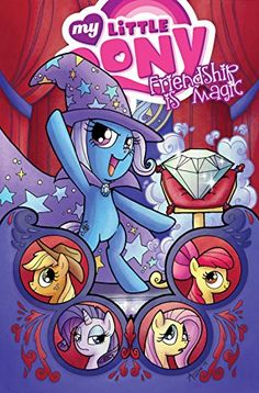 My Little Pony: Friendship is Magic Volume 6 IDW Publishing https://www.amazon.com/dp/163140203X/ref=cm_sw_r_pi_awdb_x_xEhlybWR3D9D4
