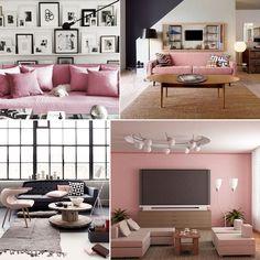Como usar Rose Quartz na decoração | Cor do ano 2016