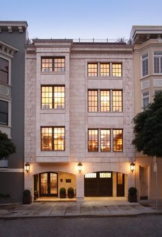 Spectacular home in San Francisco. The entire Houzz website is a great place for home inspiration ideas.
