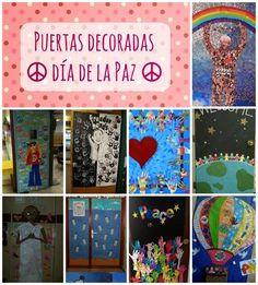 Recursos: Ideas y actividades de Expresión Plástica para el Día de la Paz