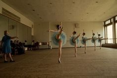 #thinkcolorfully ballet class