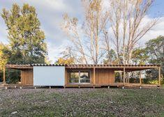 Casa de campo, Buenos Aires, Argentina - Estudio Borrachia - foto: Fernando Schapochnik