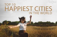 Looking for a city break to put a smile on your face? Take a look at the Top 10 Happiest Cities In The World. The list is based on a report that was released by the United Nations Sustainable Development Solutions Network.