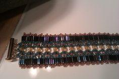 My tila bead bracelet