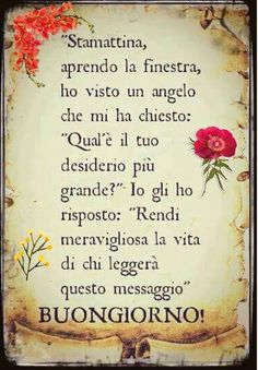 16451 Buongiorno amici Miséricorde Divine, Italian Memes, Italian Phrases, Best Motivational Quotes, Inspirational, Good Morning Good Night, Zodiac Quotes, Morning Quotes, Friends In Love