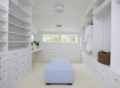 Master Closet. Kensett- Norwood. Lynn Morgan Design.
