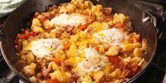 kalafior z jajkiem