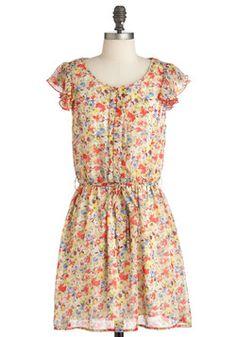 Pattern Familias Dress, #ModCloth